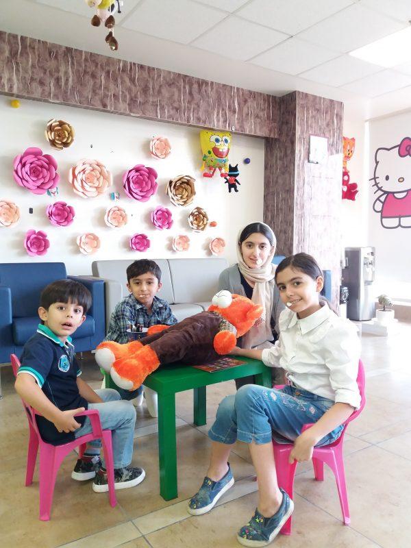 دندانپزشک اطفال در کرج